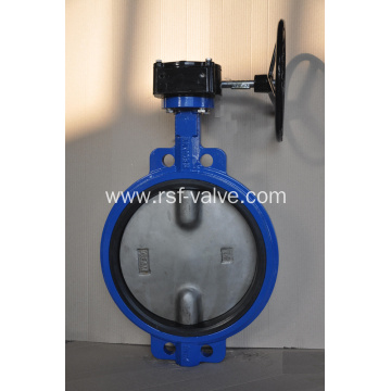 Concentric Wafer Type Butterfly Valve