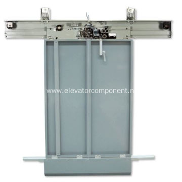 Mitsubishi Type Elevator Landing Door Mechanism