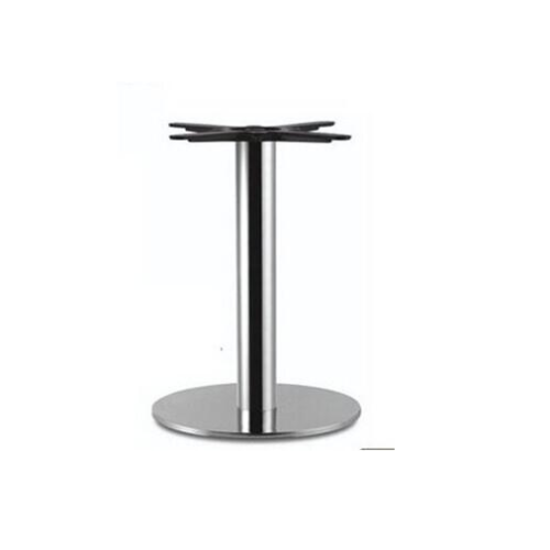 No Folded Stainless steel Leg tables