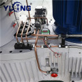 YULONG XGJ560 napier grass pellet machine