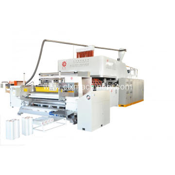 5 Layers Automatic Pallet PE Film Making Machine