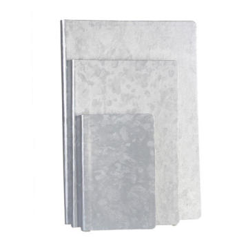 Pull-up PU Hardcover Stone Waterproof Paper Notebook