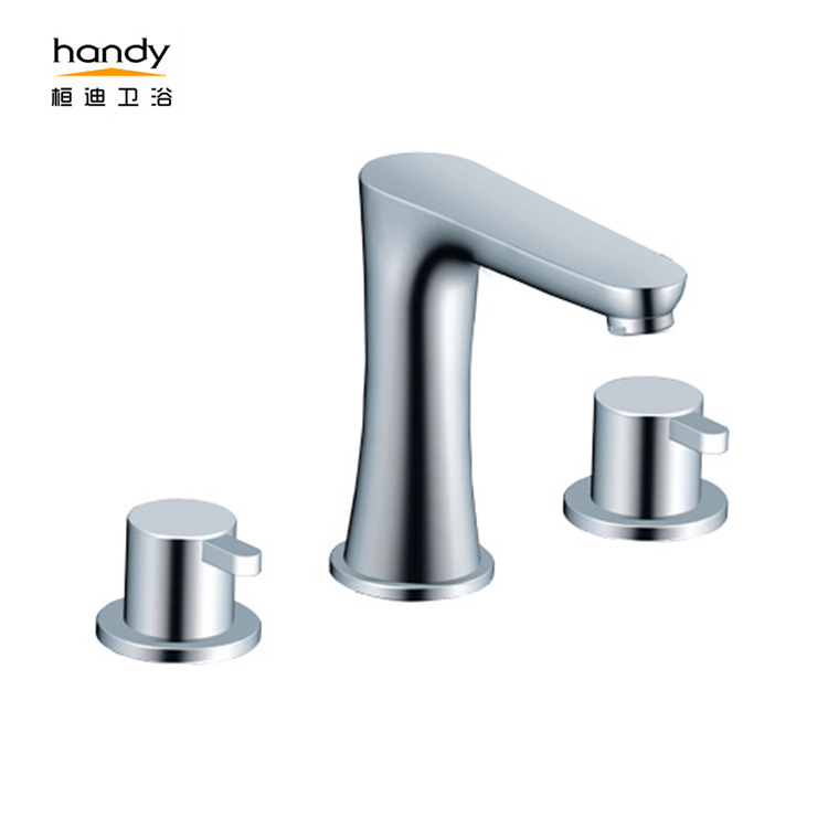 three holes Lavatory faucet