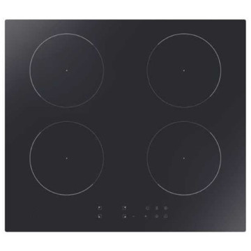 Black Glass Hob Electric 60cm Cooktop