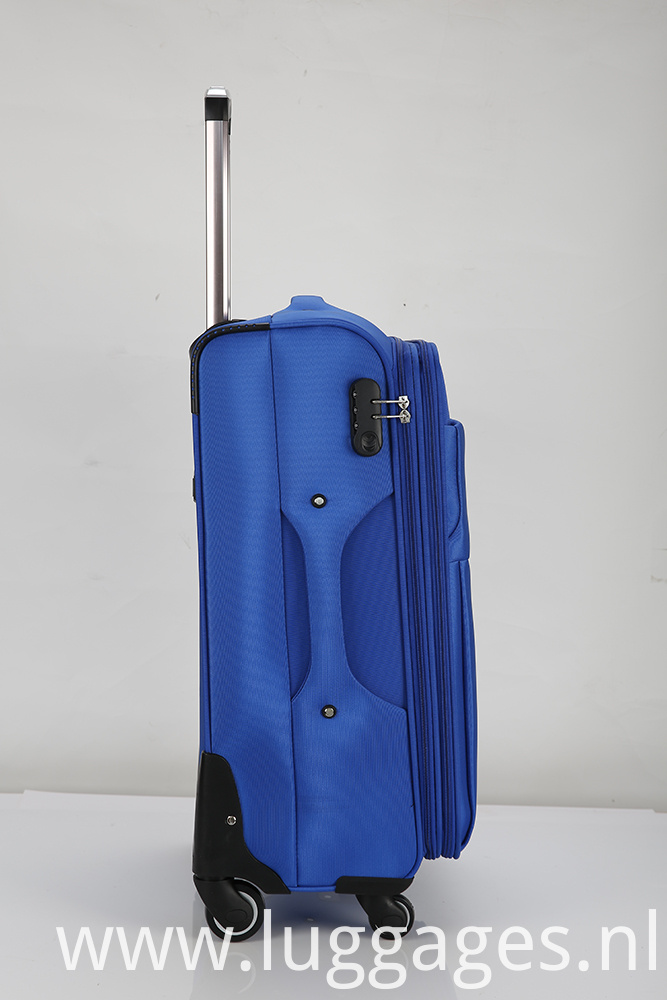 Blue Luggage Case