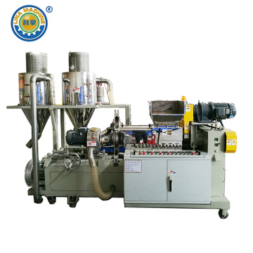 Automatisk granulator for laboratorietest