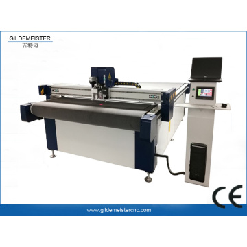 Fabric Clothes Leather CNC Cutting Machine