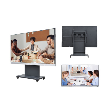 interactive flat panels display
