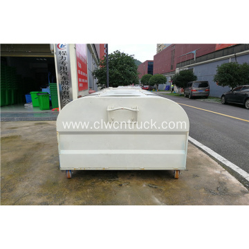 Steel waste container 3cbm