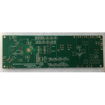 4 layer Columbia University PCB