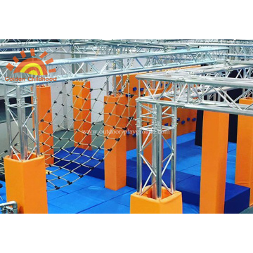 Ninja Warrior Interactive Park Playground For Children