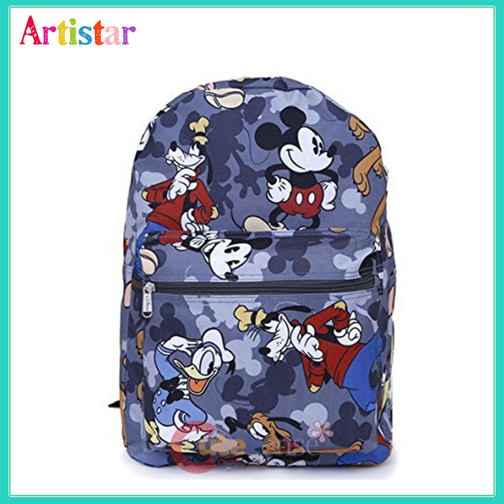Mickey Mouse Backpack 6 2