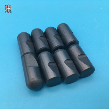 precision silicon nitride ceramic machinery step rod pin