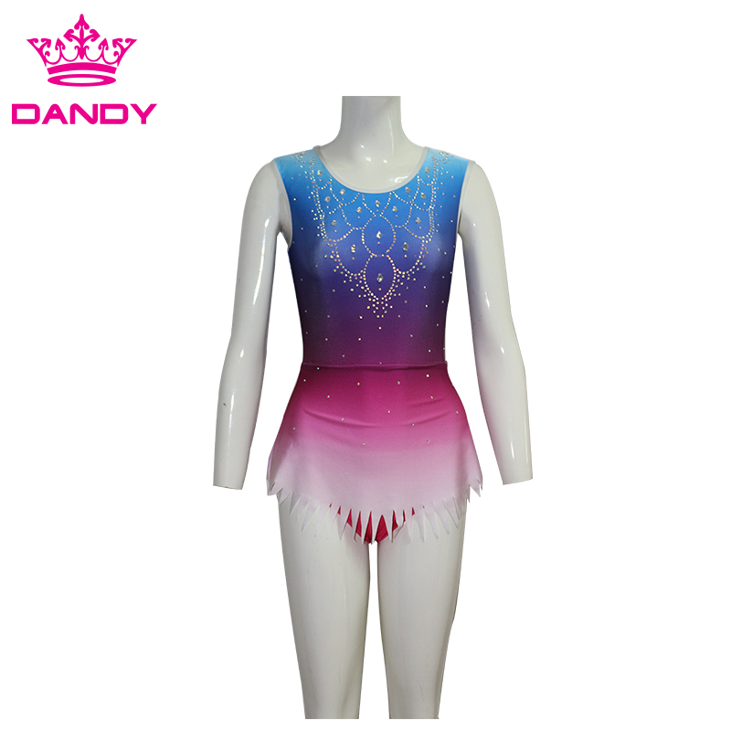 leotard costume