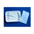 Single use oral inspection kit