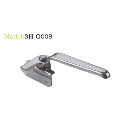 Seven-word holder chroming Casement Handle