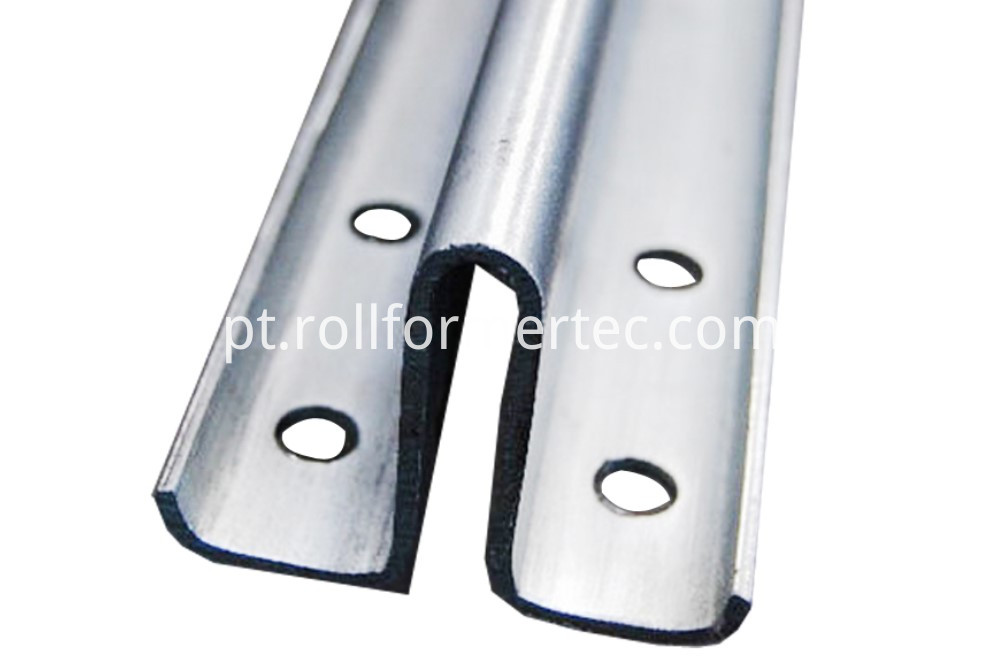 Elevator hollow guide rail roll forming machine (6)