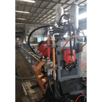 Angle Steel Punching Typing & Shearing Machine