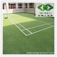 U Shape Monofil Football Synthetic Turf with Spine