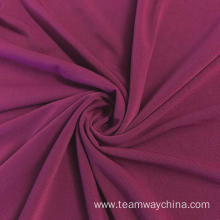 100% Polyester Stretch Double Knit Fabric