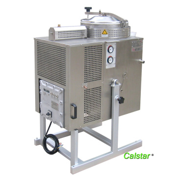 Waste solvent recovery distillation plant direct sales