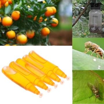 5 Pcs/Bag Fruit Fly Attractant 3ml Trap Bait Beekeeping Beehive Tool Killer Swarm