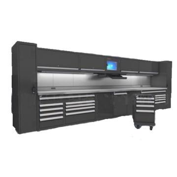 Technician Tool Storage Corner Workstation Technician Tool Drawer Cabinet