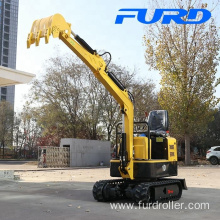 Factory supplier nice working cheap mini excavator (FWJ-900-10)