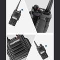 2pcs Baofeng BF-UV 9R plus waterproof Walkie Talkie VHF UHF Dual Band Handheld Two Way Radio Portable Radio walkie-talkie 27 MHz