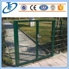 Height 1300mm Colourful Double Wire Fence