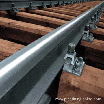 Din S18 Standard Steel Rail Train Rail