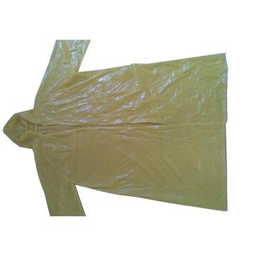 Disposable Plastic Raincoats