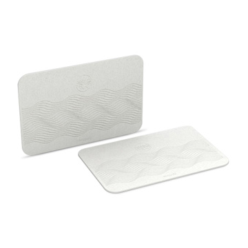 Japan Diatomaceous Mat Bathroom Anti-Slip Diatomite Bath-Mat