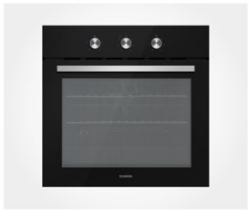 Stainless Steel Electric Built in Oven