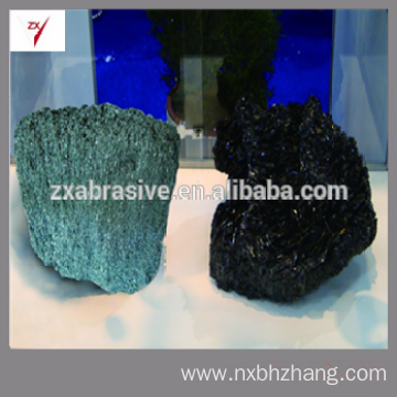 2015 China abrasive black/green silicon carbide for abrasive