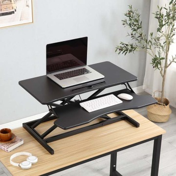 Anti Fatigue up and Down Standing Desk Converter