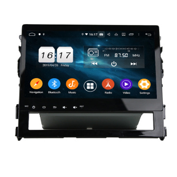 Android car radio audio for Land Cruiser 2016-2019