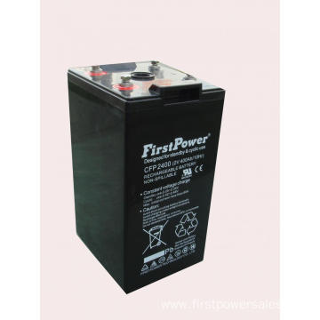 Reserve Cash register systems  Battery 2V400Ah