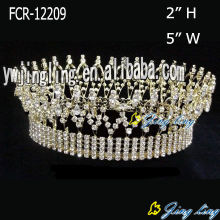 Wholesale Full Round Pageant Crowns