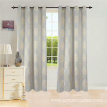 Classical Damask Design  Jacquard Curtain