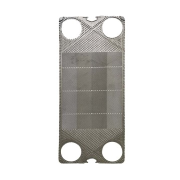 Heat exchanger 0.6mm ss304 plate replace J107