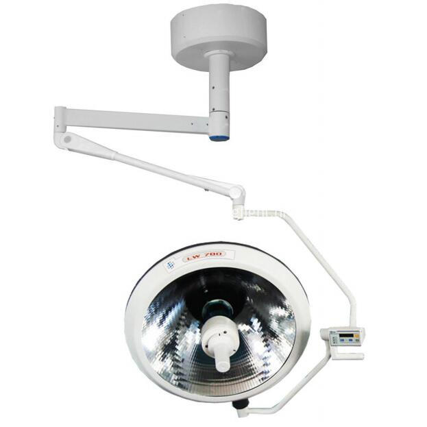 German ondal arm halogen surgical light