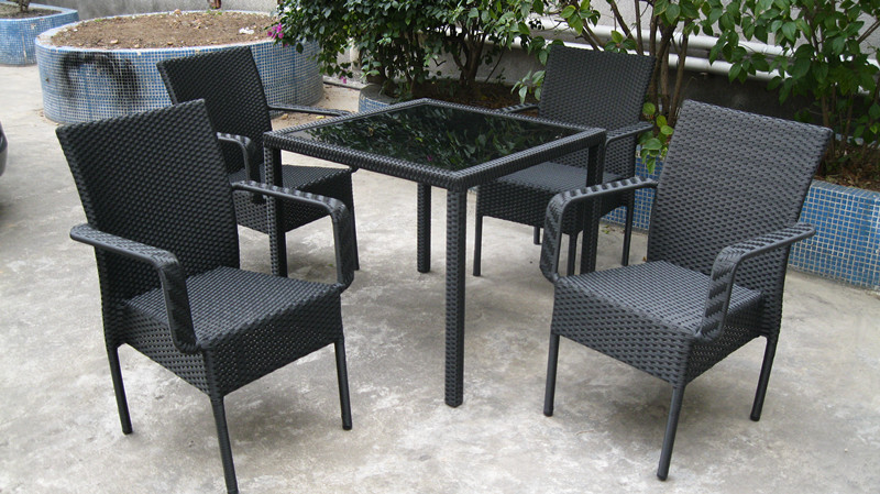 PE Wicker Outdoor Furniture