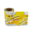 Cookies Paper Plastic Lidding Film
