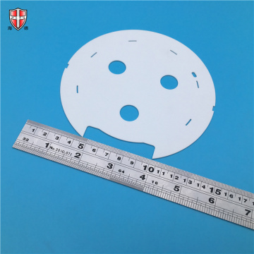95 96 alumina ceramic laser cutting sheet disc