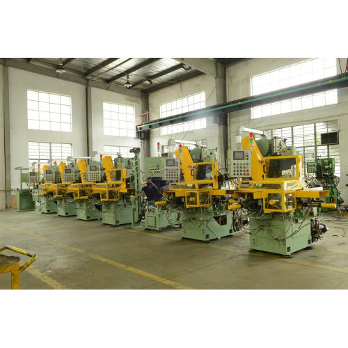 Automatic Hydraulic Turning Lathe Machine