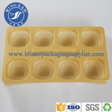 Recyclable Design Plastic Chocolate Trays Food