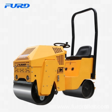Mini Tandem Road Roller with Various Engine Option FYL860