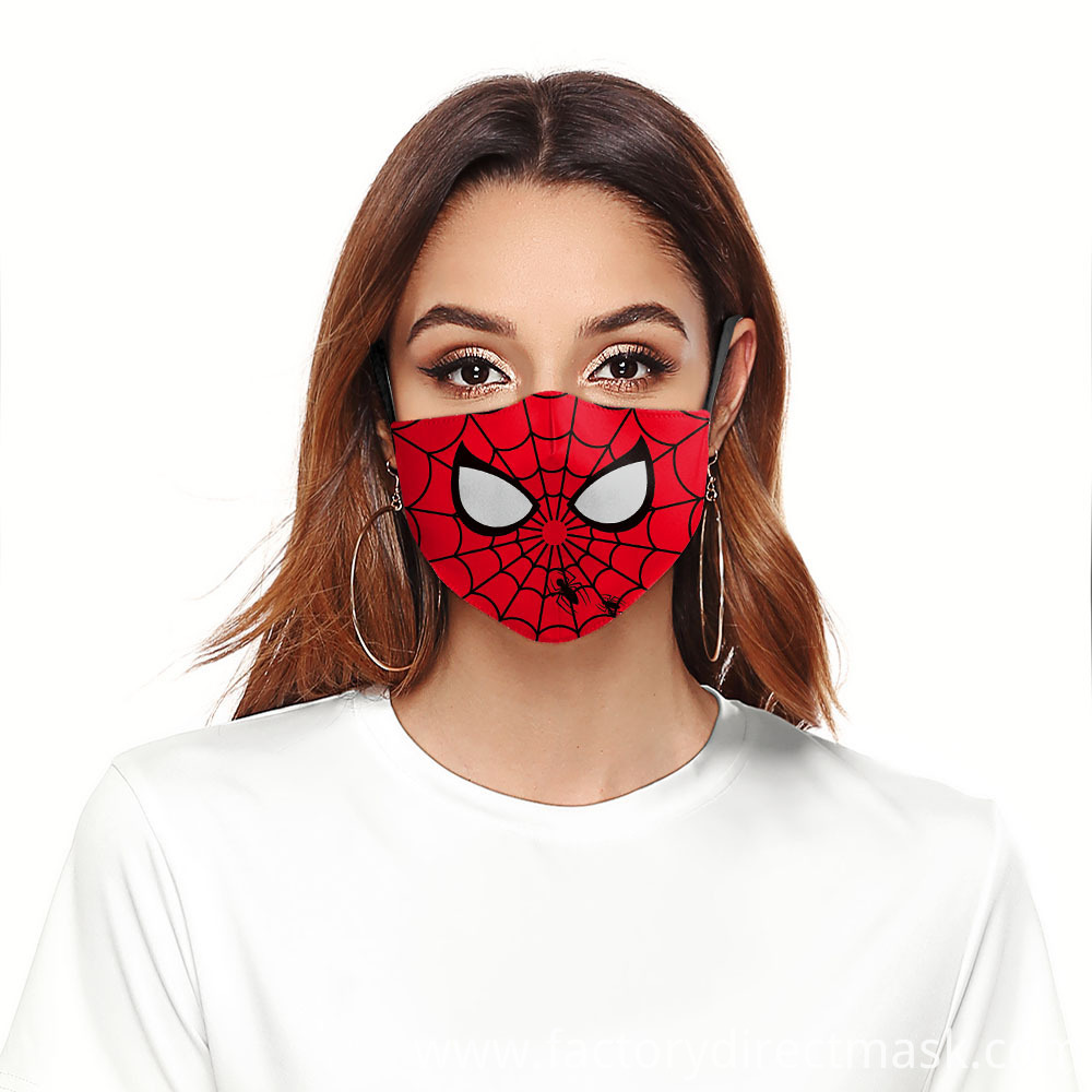 Spider-man Series 3D Protective Mask