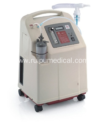 5L Hospital Medical Oxygen Concentrator Equipment With Spray